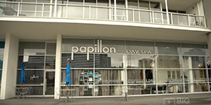 Big Review TV on Papillon Day Spa