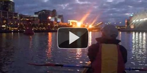 Sea Kayak Australia presents Docklands kayak tours